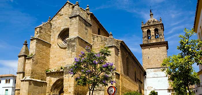 Que ver en Cordoba, Iglesia de Santa Marina