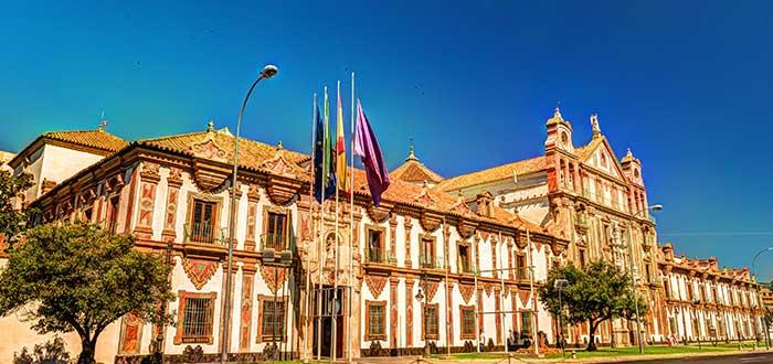 Que ver en Cordoba, Palacio de la Merced