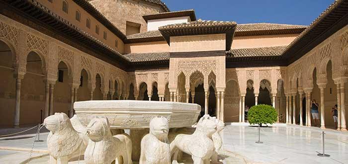 Que ver en Granada, La Alhambra