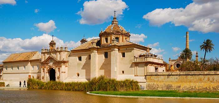 Que ver en Granada, Monasterio de la Cartuja