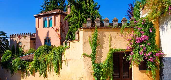 Que ver en Granada, Barrio de Albaicín