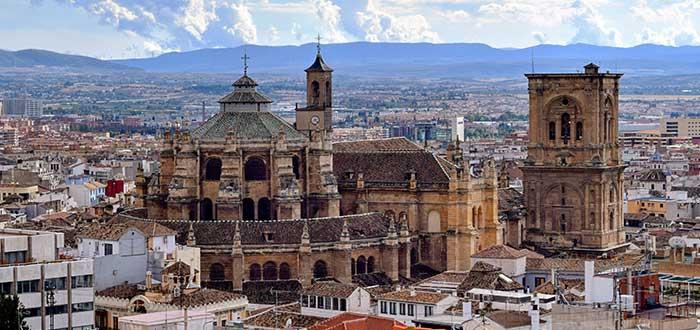Que ver en Granada, Catedral de Granada