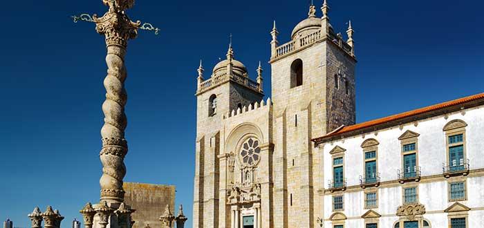 Que ver en Oporto, Catedral de Oporto