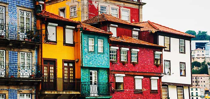 Que ver en Oporto, La Ribeira