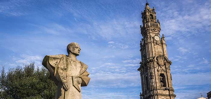 Que ver en Oporto, Torre de los Clerigos