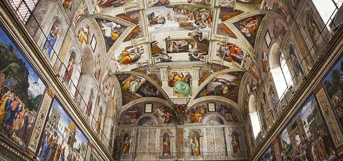 Que ver en Roma, Capilla Sixtina