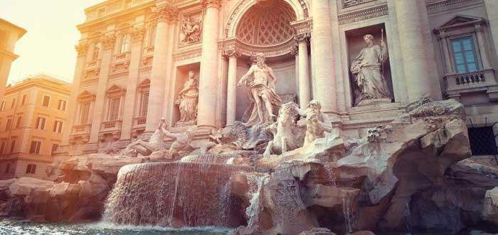 Que ver en Roma, Fontana de Trevi