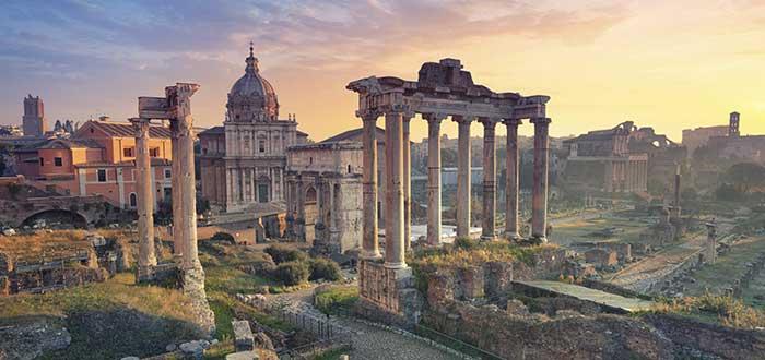Que ver en Roma, Foro Romano