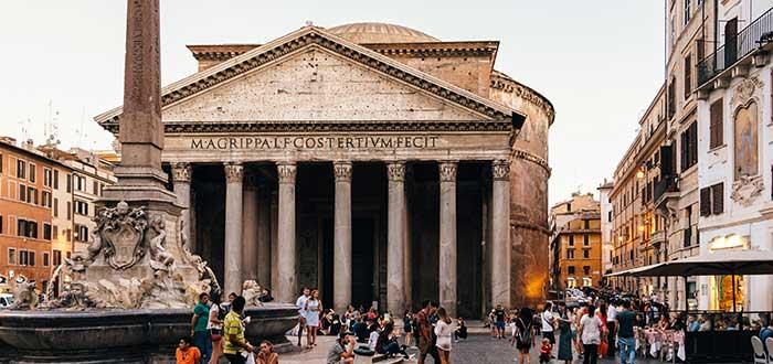 Que ver en Roma, Panteón de Agripa