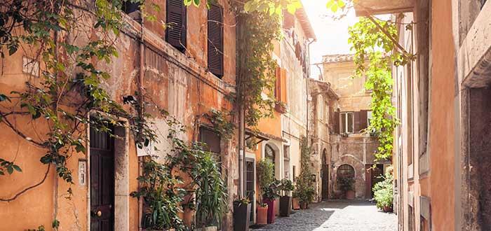 Que ver en Roma, Paseo de Trastevere