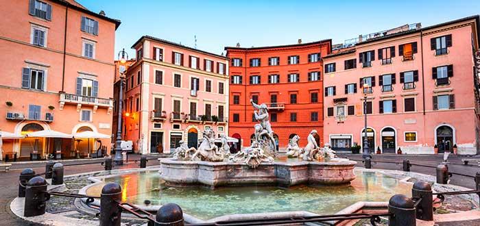 Que ver en Roma, Plaza Navona
