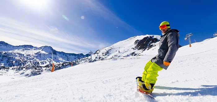 Ya hay ofertas para la temporada de esquí