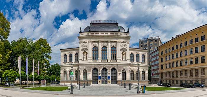Museo Nacional de Eslovenia