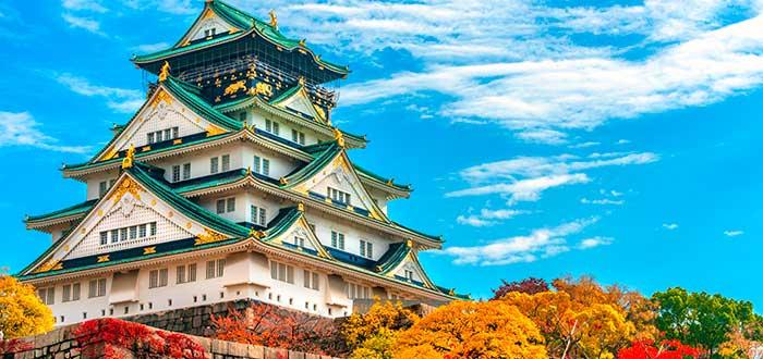 Castillo de Osaka 1