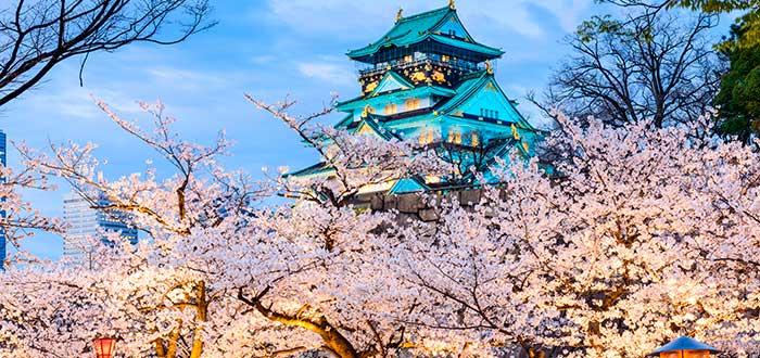 Castillo de Osaka 3