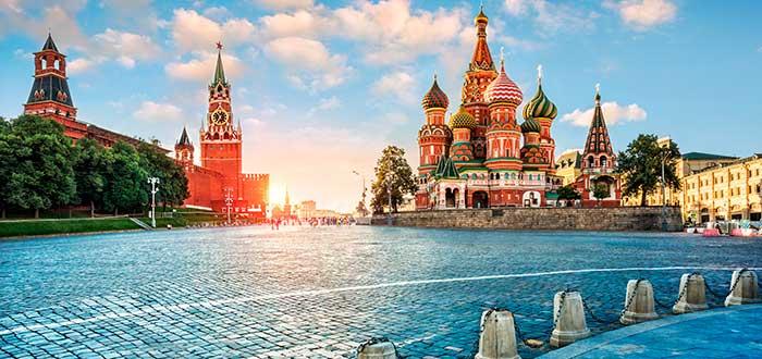 Ciudades de Rusia 1