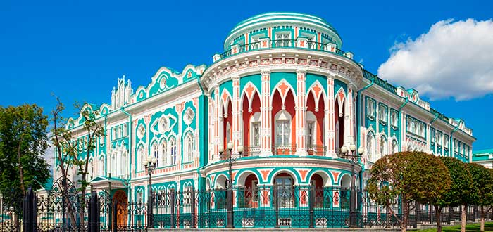 Ciudades de Rusia 3