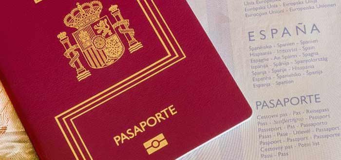 Londres pasaporte