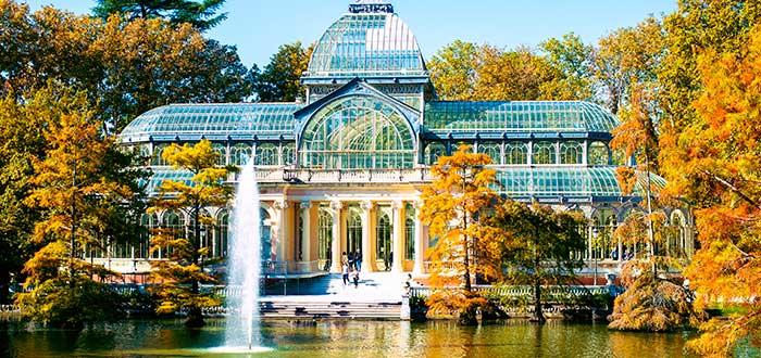 Parques y jardines de Madrid 1