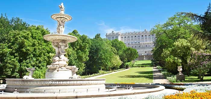 Parques y jardines de Madrid 3