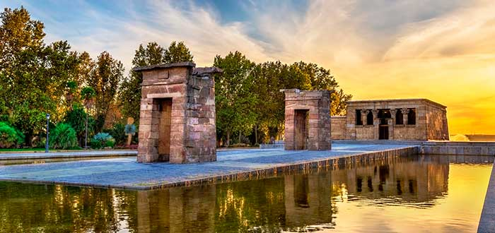 Parques y jardines de Madrid 5