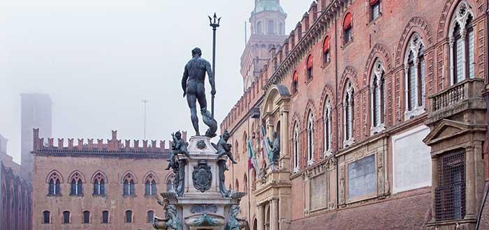 Que ver en Bolonia, Palacio Comunal