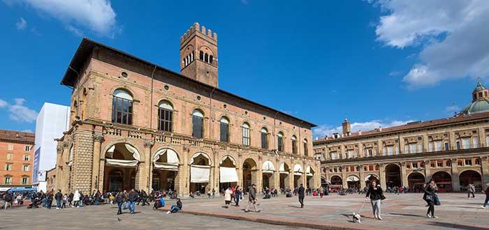 Que ver en Bolonia, Palacio del Podestà
