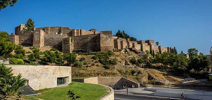 Que ver en Malaga, Castillo de Gibralfaro