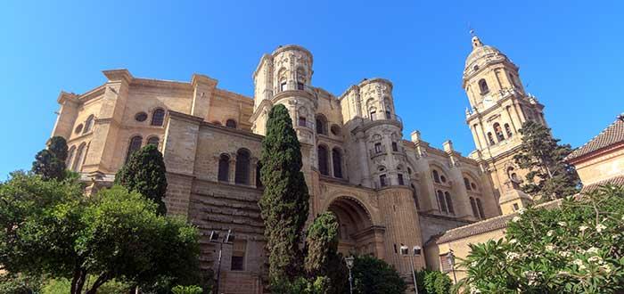Que ver en Malaga, Catedral de Malaga