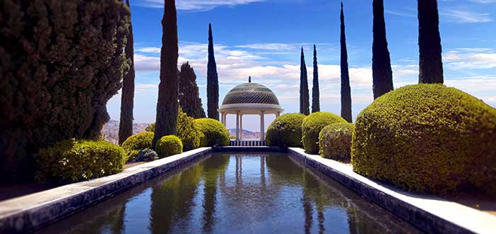 Que ver en Malaga, Jardin Botanico de La Concepcion