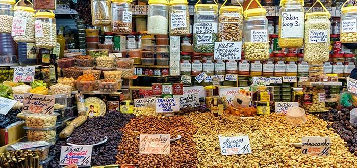 Que ver en Malaga, Mercado de Atarazanas
