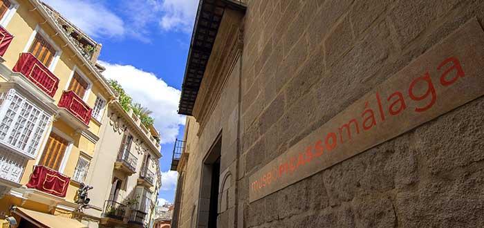 Que ver en Malaga, Museo Picasso