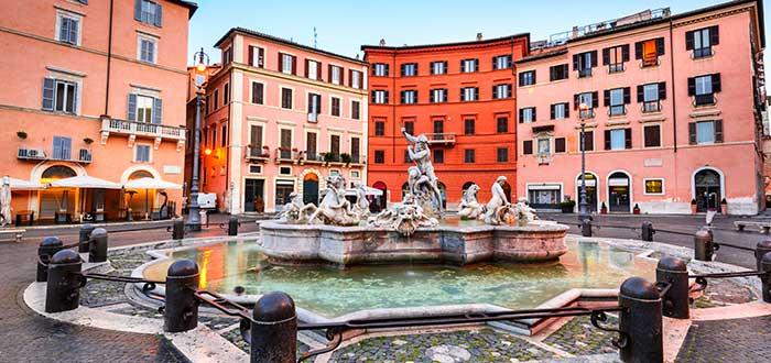 Roma plaza navona