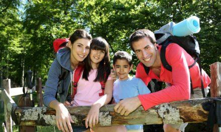 3 Planes originales para disfrutar de unas vacaciones en familia
