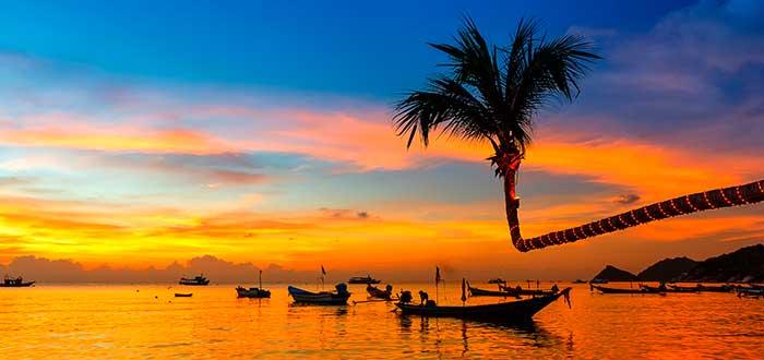 Islas de Tailandia 1
