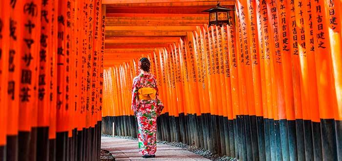 Qué ver en Japón 1 Fushimi Inari