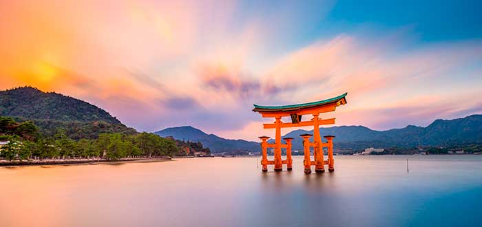 Qué ver en Japón 2 Itsukushima