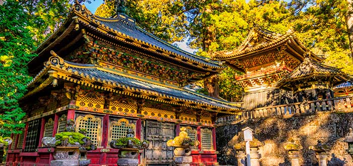 Qué ver en Japón 5 Toshogu
