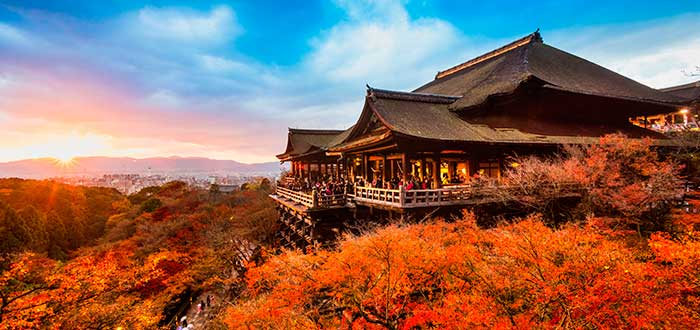 Qué ver en Japón 6 Kiyomizudera