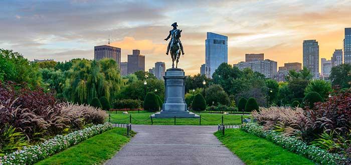Que ver en Boston, Boston Common