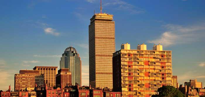 Que ver en Boston, El mirador de Prudential Tower