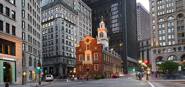 Que ver en Boston, Old State House
