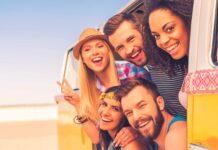 Viajar en grupo
