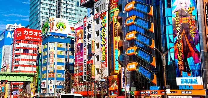 Zonas de Tokio 1