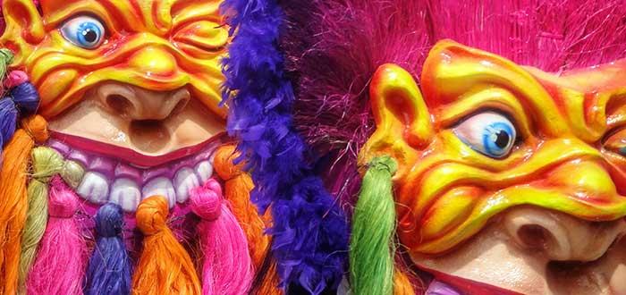 2. Carnavales de Negros y Blancos en Pasto