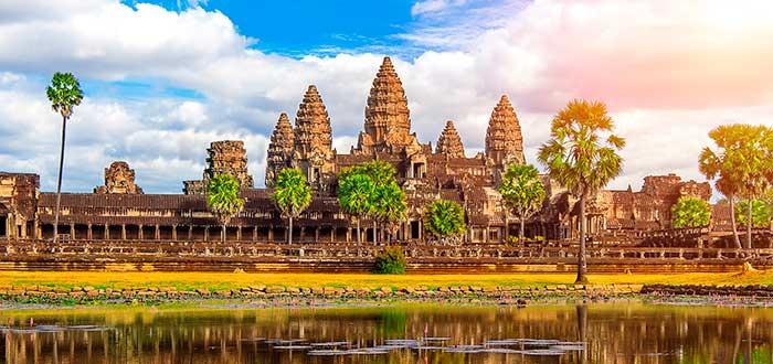 Camboya todo incluido