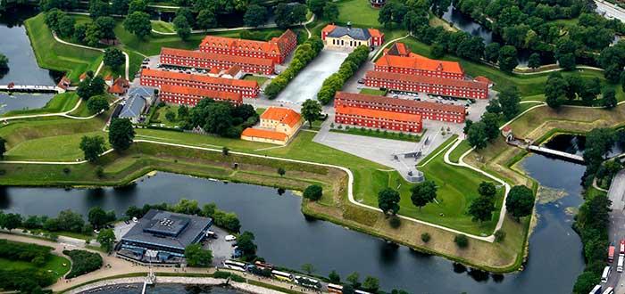 Que ver en Copenhague, Kastellet