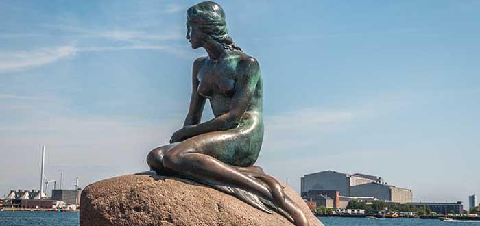 Que ver en Copenhague, La sirenita