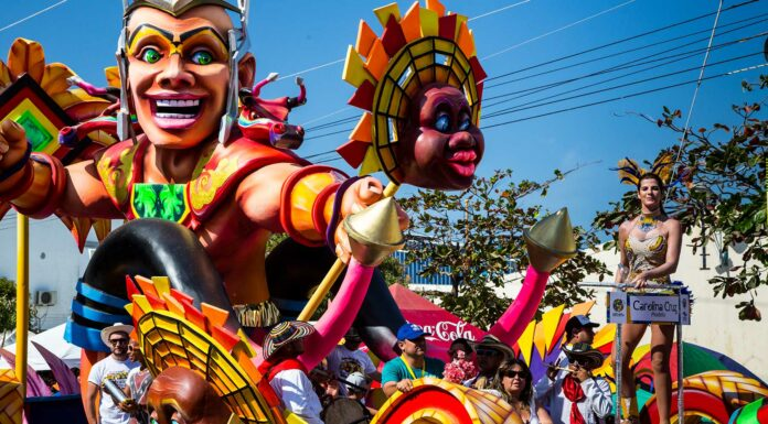 Top 3 de los mejores Carnavales Colombia | Para festejar a lo grande