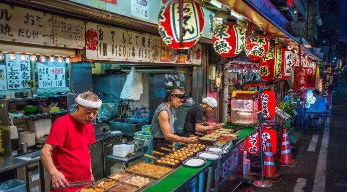 10 Platos tipicos de Japon | Tienes que probarlos Con Imagenes